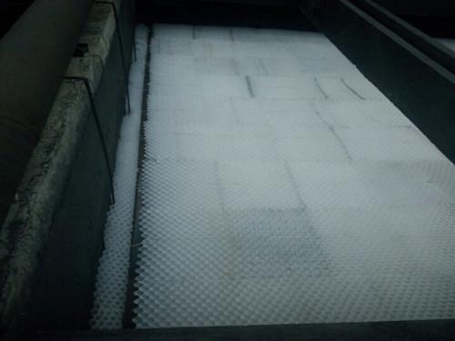 洗煤厂斜管安装工程