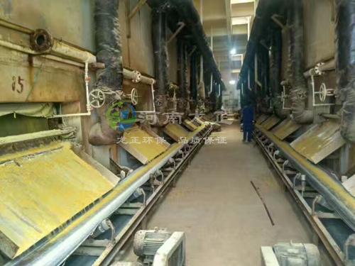 聚合氯化铝生产车间